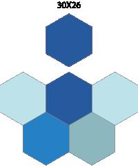 mosaicosbien-coleccion-hexagonales 2